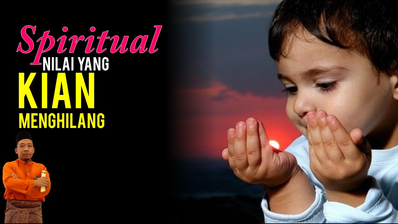 spiritual CIKGU SHAM BERBAGI