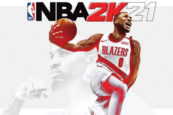 Damian Lillard Is The Cover Athlete For NBA 2K21