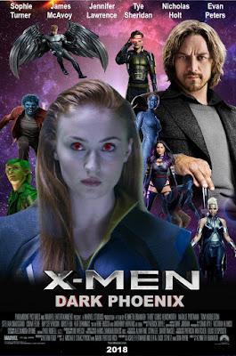 X Men Dark Phoenix 2018 Full Movie Online