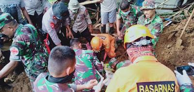 Korban Banjir Bandang Desa Lebo Akhirnya Ditemukan