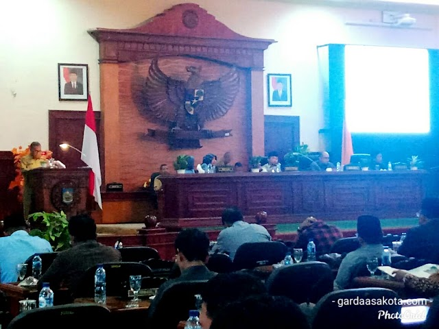 Ali Ahmad dan NR Bicara Soal RAPBD 2020, Dibahas Dewan Lama Hindari Penalti Keterlambatan