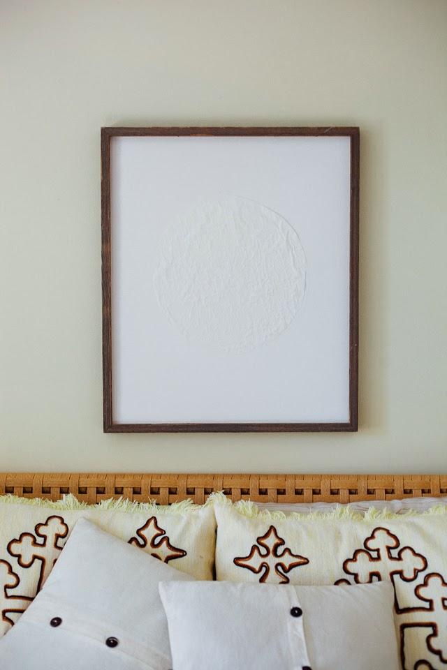 GOLDMINE JOURNAL: DIY // Paper Circle Wall Art