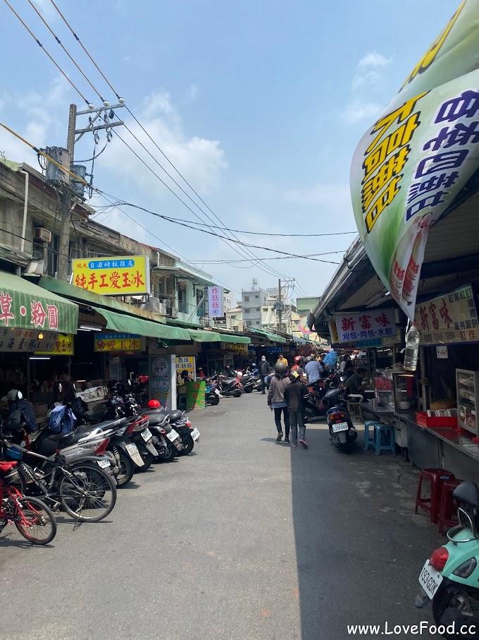 屏東市-屏東觀光夜市-白天也可以來逛 眾多老店美食-ping dong guan guang ye shi
