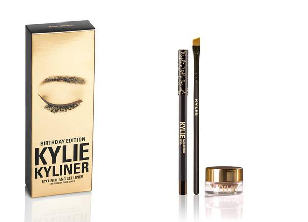 Kylie Cosmetics Birthday Edition Kyliner Kit Dark Bronze