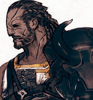 black final fantasy characters