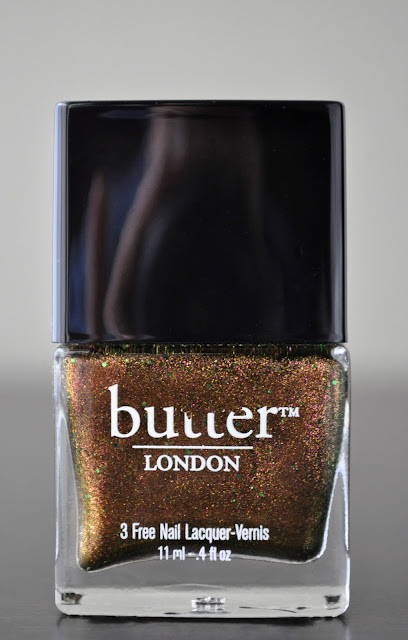 Worth Every Bit of the Trouble...Butter London Scuppered