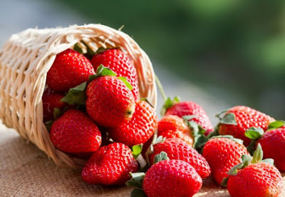 fresas para adelgazar, frutas para adelgazar