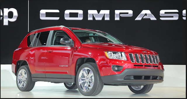 2018 Jeep Compass Redesign and Powertrain Upgrade