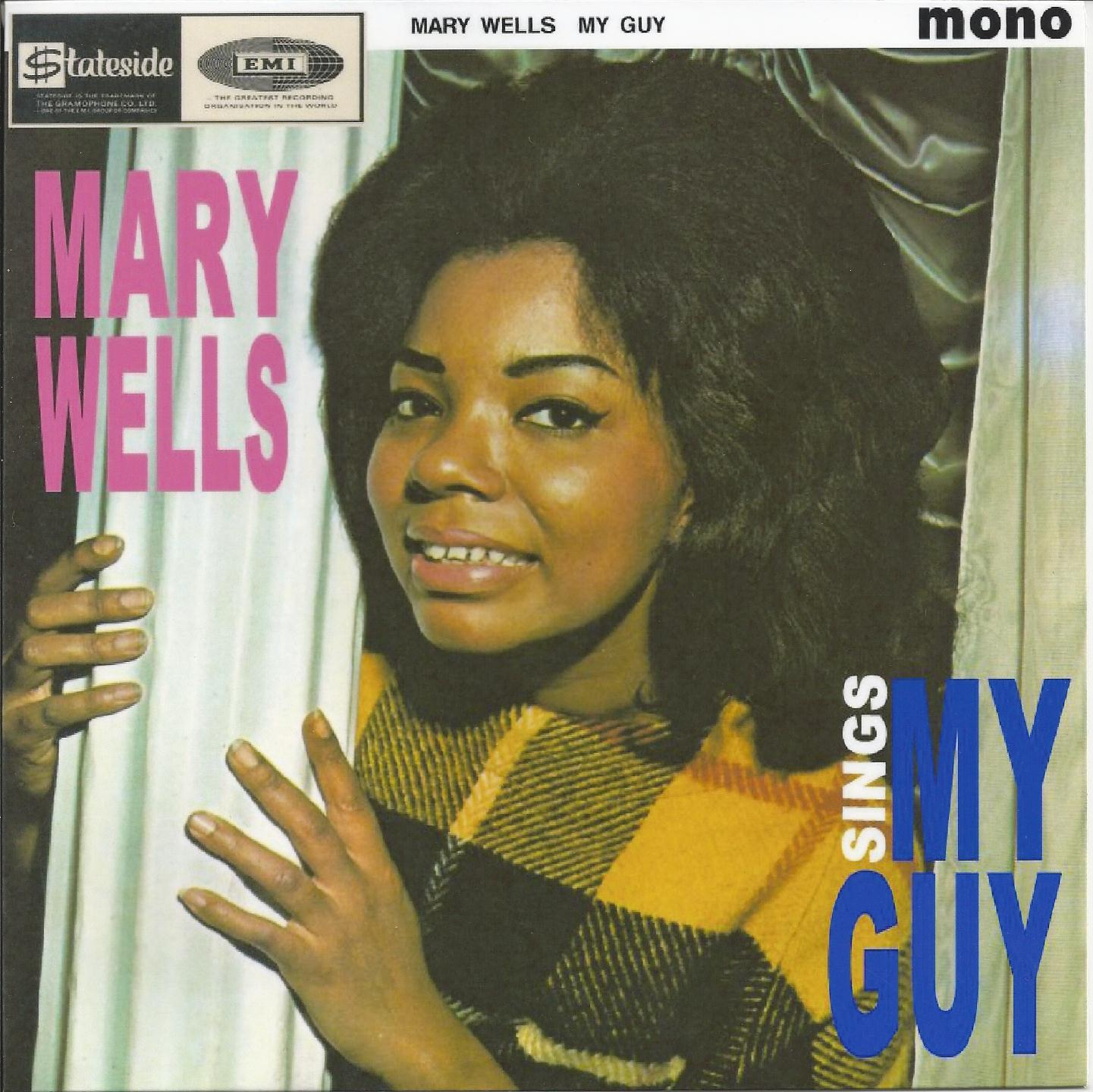 Thom S Motown Record Collection Mary Wells Album Covers