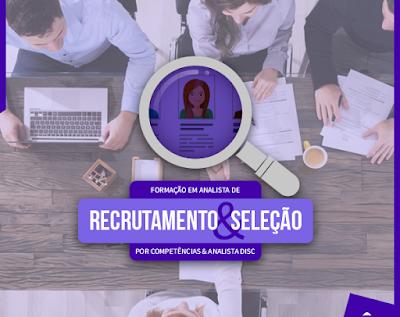 Curso Online de Recrutamento e Seleção por Competências