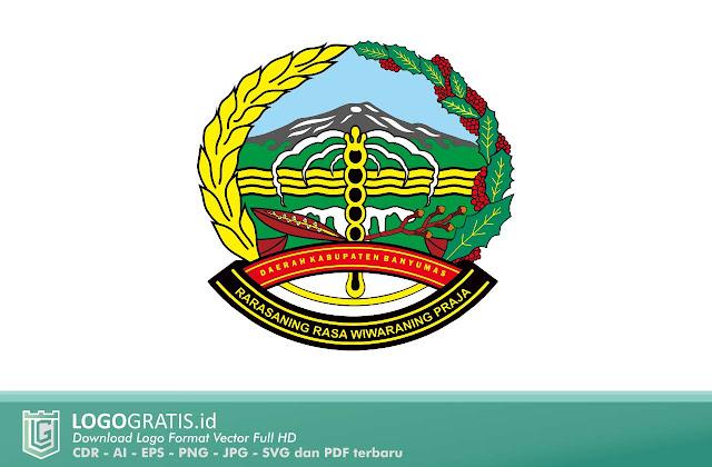 Download Logo Kabupaten Banyumas Kota Purwokerto Satria Terbaru