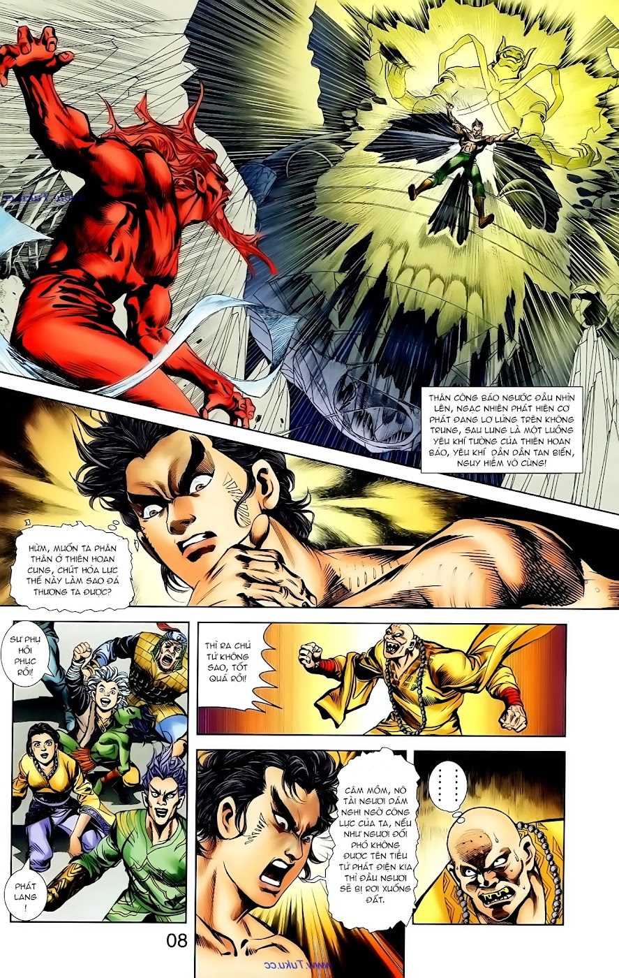 Cơ Phát Khai Chu Bản chapter 101 trang 19