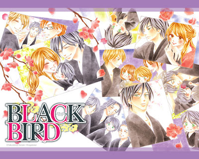 Black Bird de Kanoko Sakurakouji