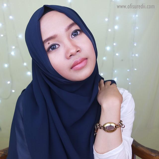 tutorial and tips for office makeup look, make up untuk ke kantor