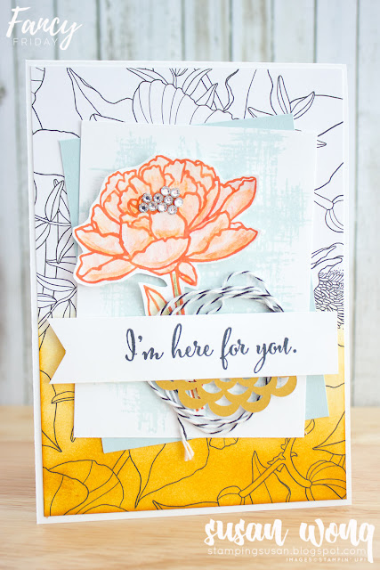 You've Got This Card 2 - Susan Wong for Fancy Friday