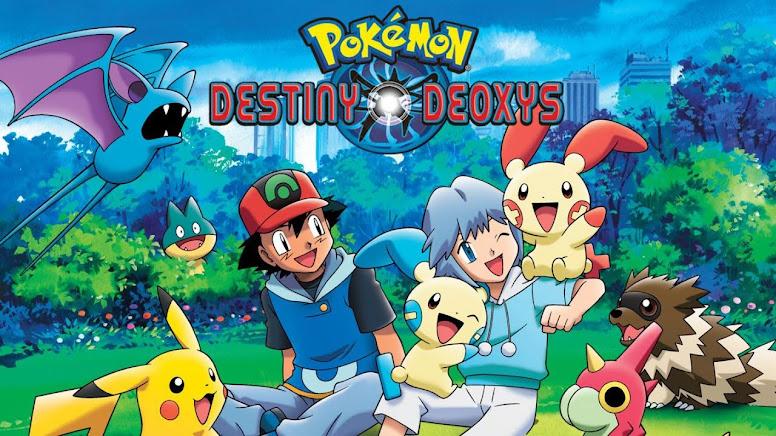 Pokémon o Filme Alma Gêmea