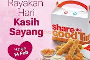 Promo McDonalds Menu Share Box McD Crunchy dan 2 pcs Choco Strawberry Pie Hanya Rp.51.818