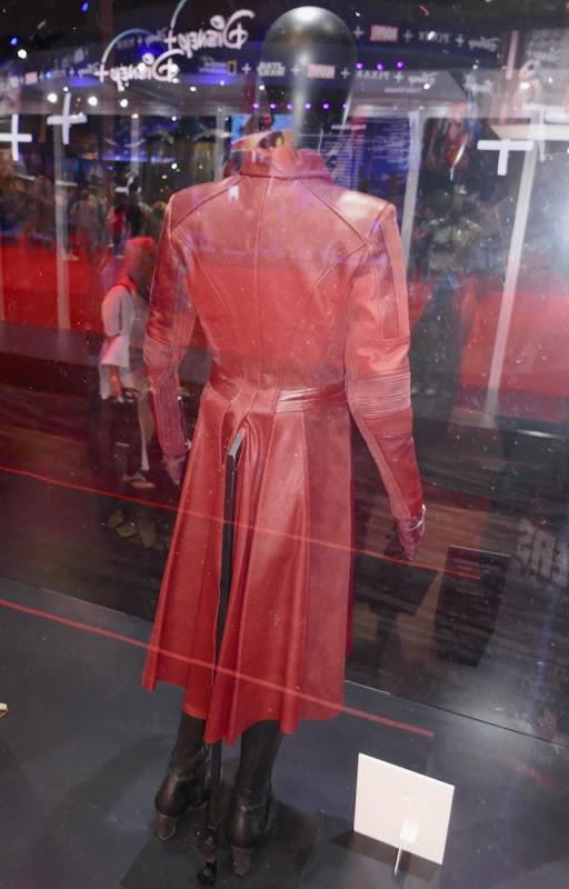 Scarlet Witch coat back Avengers movie
