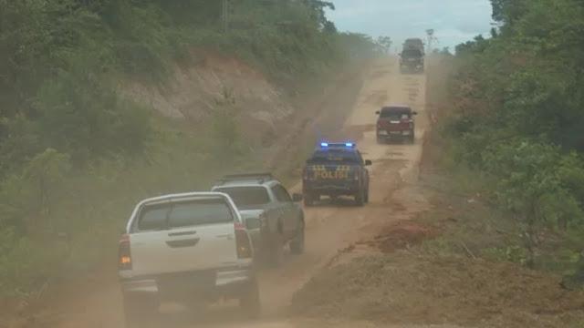Detik-detik 31 Pekerja Proyek Jembatan Trans Papua Ditembak Mati KKB