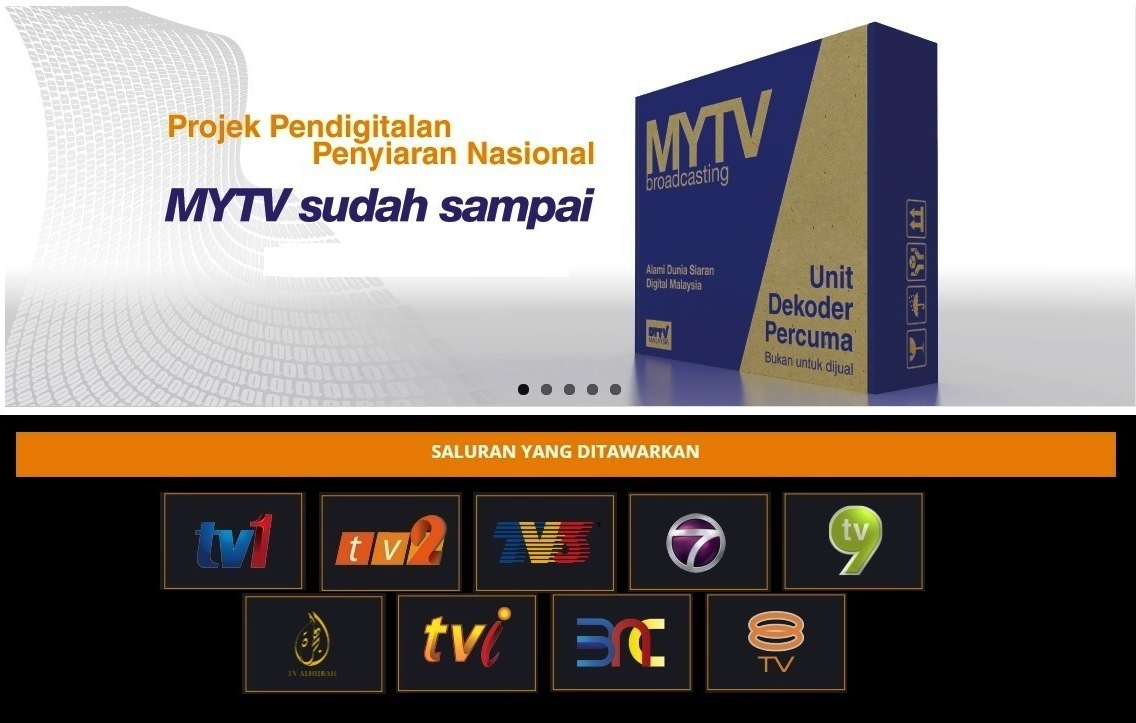 Top Five Mytv Channels - Circus