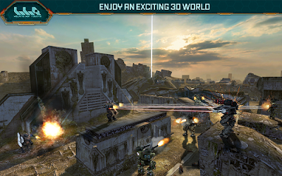 War Robots Mod Apk for Android