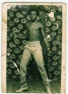 The first Nigerian Successful International Comedian