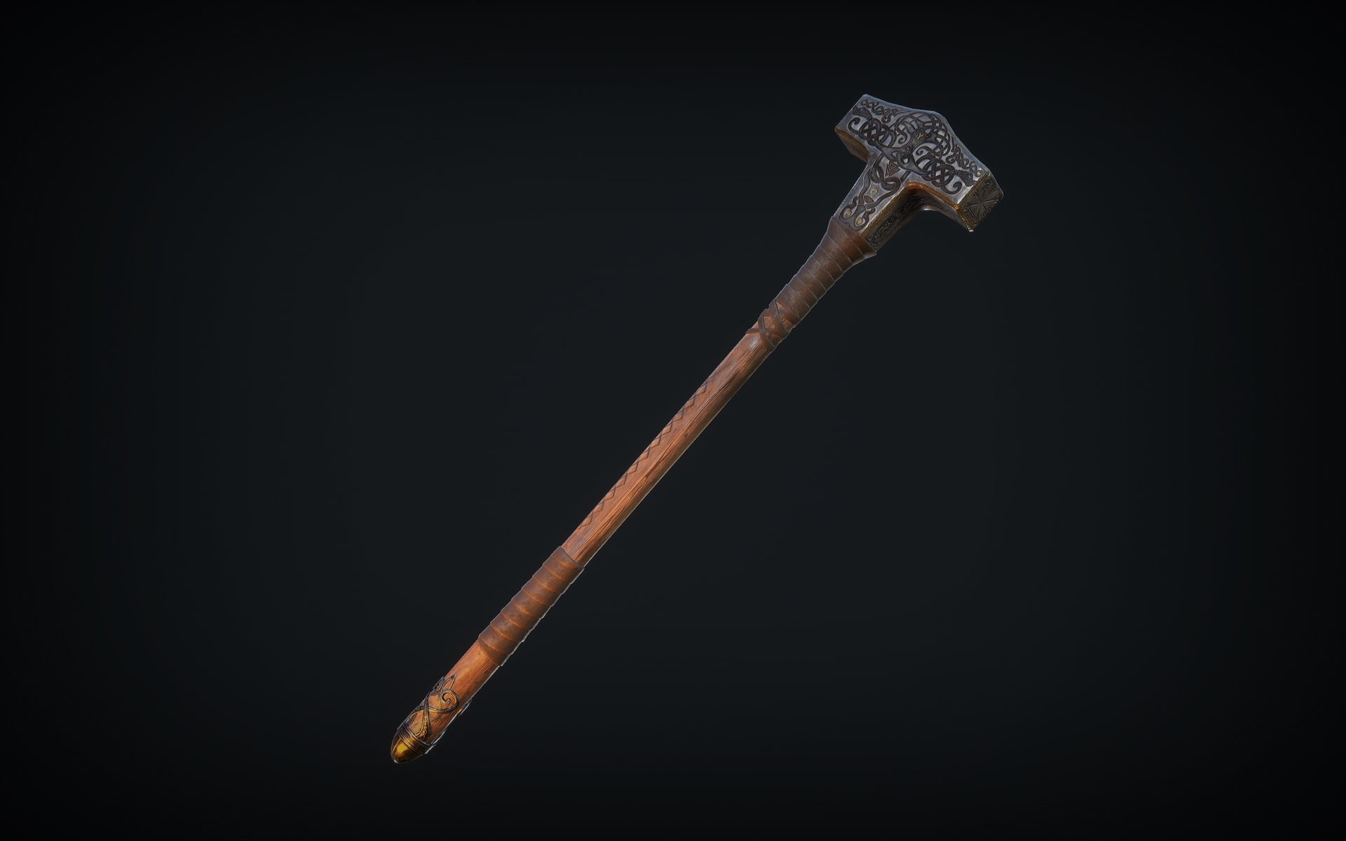 Hammer (two-handed)