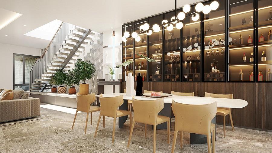 hình ảnh thiết kế nội thất đẹp từ Nhà Đẹp Vườn Xinh h2