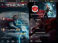 Download BBM MOD THOR APK v2.13.1.14 Terbaru