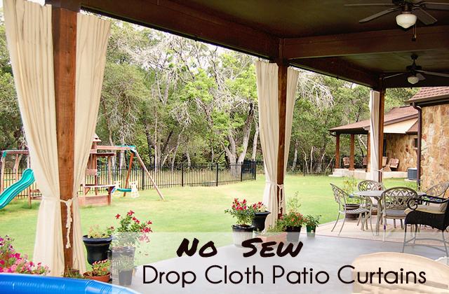 Patio Curtain Ideas Hobby Lobby Outdoor Furniture