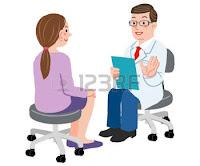 - Al final de la tarde, un ginecólogo espera a su última paciente…que no llega.  - Después de media hora de espera, supone que ya no vendrá y decide tomarse un gintonic para relajarse antes de volver a casa.