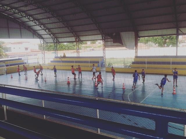Iniciada as aulas das Escolinhas de Futsal e Jiu-Jitsu em Milagres