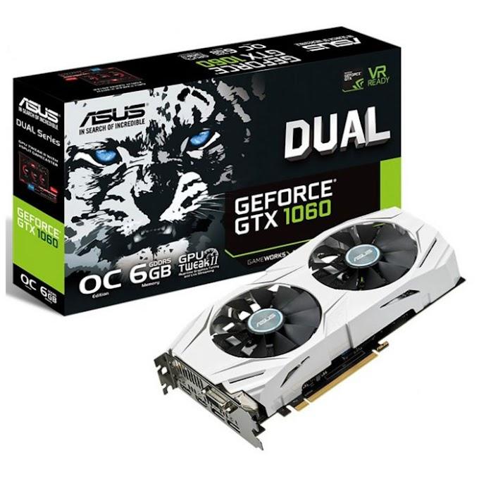 Sorteio de uma Placa de Vídeo GeForce GTX 1060 6GB