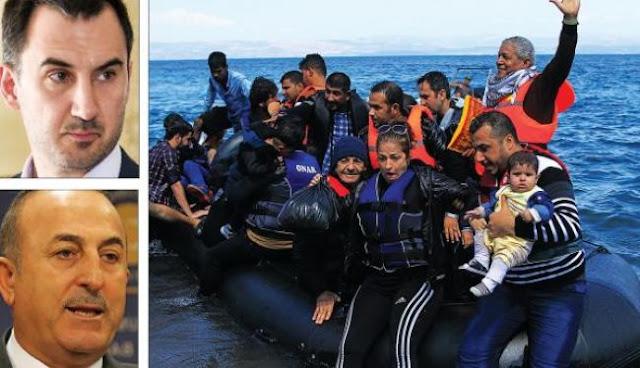 Άλλοθι του ΣΥΡΙΖΑ στους Τούρκους
