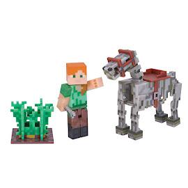 Minecraft Series 3 Alex Overworld Figure
