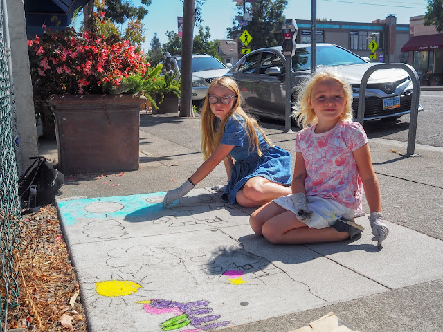 Berkeley Chocolate & Chalk Art Festival 2018