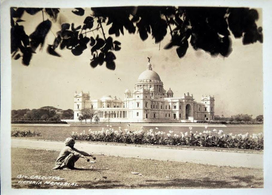 Victoria Memorial - Calcutta (Kolkata) 1932