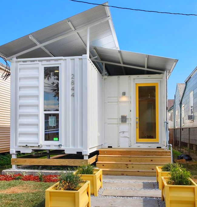 40 Feet Container Homes: Shipping Container Homes & Buildings