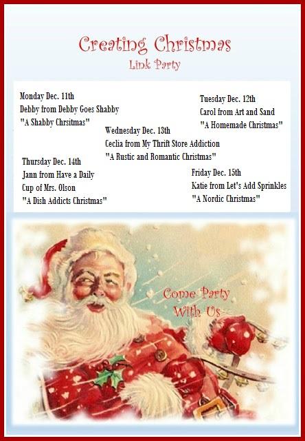 Creating Christmas Blog Tour