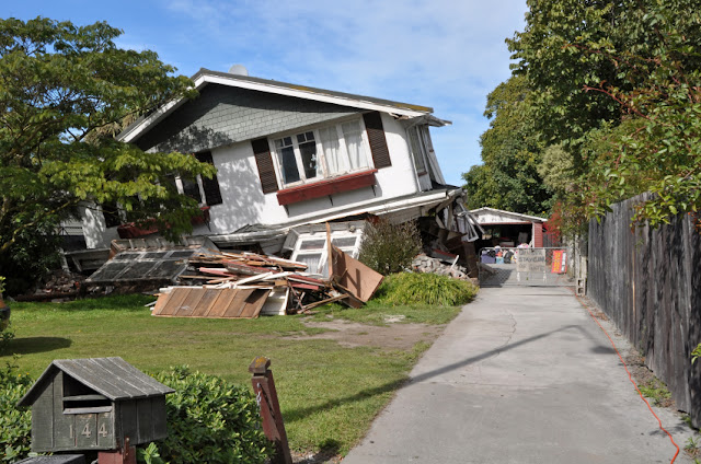 Earthquake insurance rules are slightly different in California