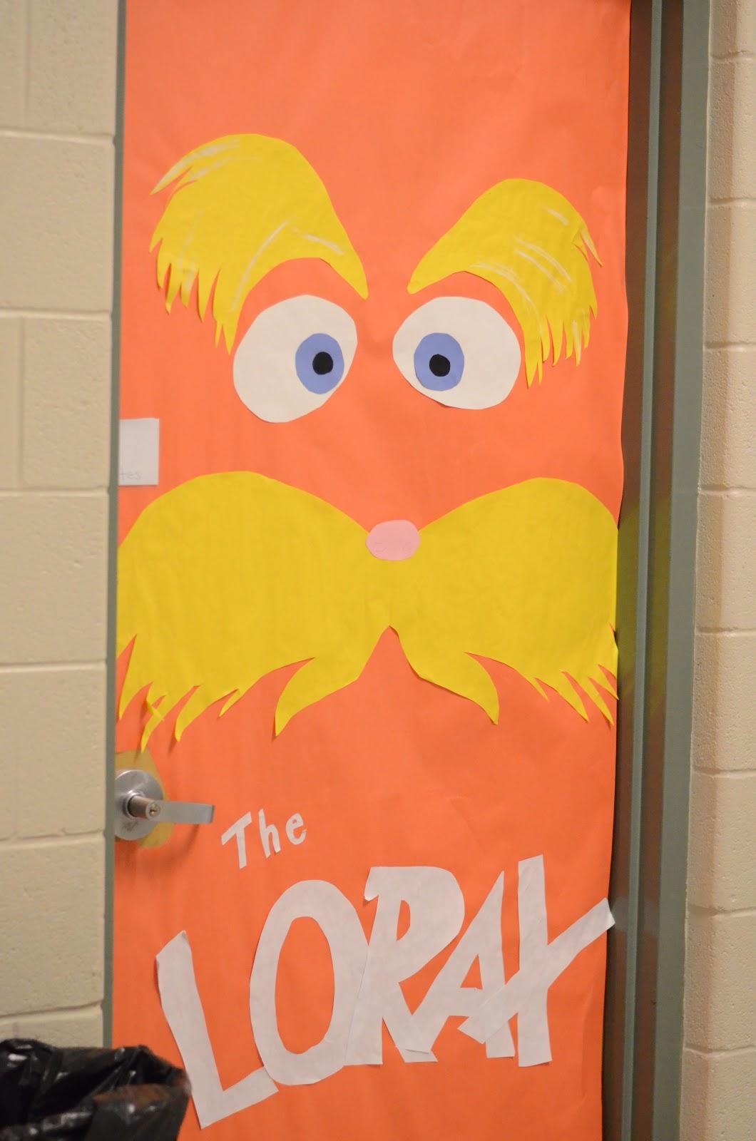 Dr. Seuss Tour of Doors