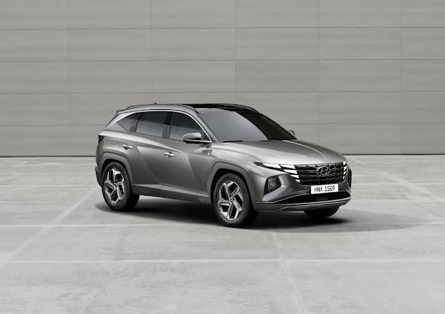 2022 Hyundai Tucson Preview