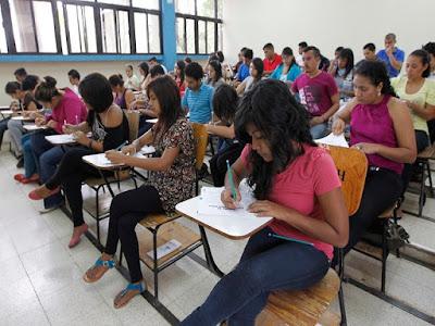 UNAH Prueba de Aptitud Académica 2016  primer proceso de admisión PAA 13 de marzo