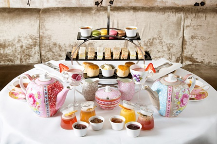 National Afternoon Tea Week: Afternoon Tea @ Hush Holborn
