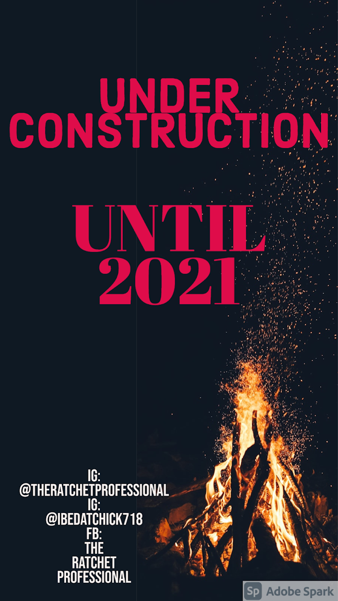 Under Construction Until 2021