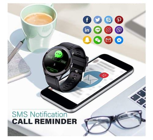 2021 GOKOO Smart Watch Fitness Tracker
