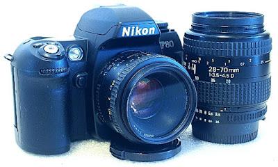 Nikon F80 kit