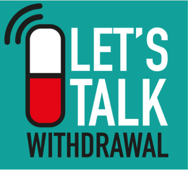 Let's Talk Withdrawal, a new weekly podcast discussing antidepressants.