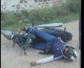 Motociclista é assassinado a tiros em Campina Grande