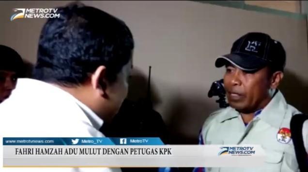 Penyidik KPK yang Sempat Adu Mulut dengan Fahri Hamzah Mundur
